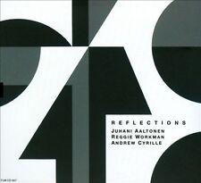 Reflections [Digipak] by Andrew Cyrille/Reggie Workman/Juhani Aaltonen (Saxophon