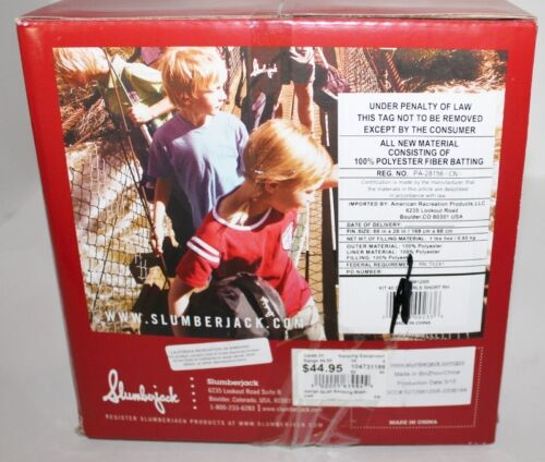 Slumberjack Enfants Sac De Couchage-Kit 40 degré-Filles
