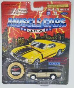 1994-Johnny-Lightning-Muscle-Cars-USA-1965-Pontiac-GTO-Diecast-Car-Kids-Toy-NEW
