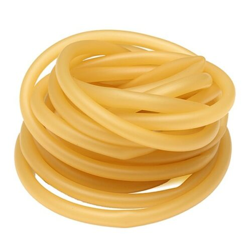 1/5/10m Natural Latex Rubber Band for Slingshot Catapult Elastic Parts Band
