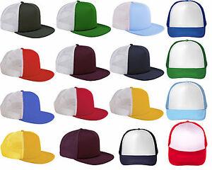 Design Award Headwear Foam Front Mesh Back Trucker Hat