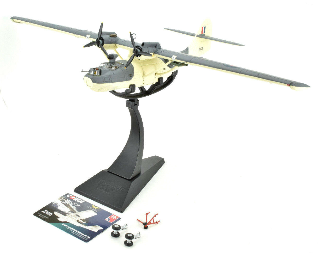 Corgi Consolidated Catalina Mk.IVA -100 Years RAF 1 72 Die -Cast Airplan AA36111