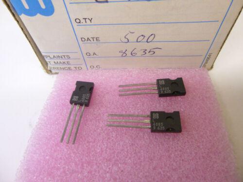 10 pièces//10 pieces l4885 CX very low Drop voltage régulateur LDO 8,5v 7885 New