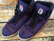 sports shoes 55b8a 45565 ADIDAS Top Ten High Tops Athletic Shoes Purple Mens Size 14 US 49.5 EU  D69547