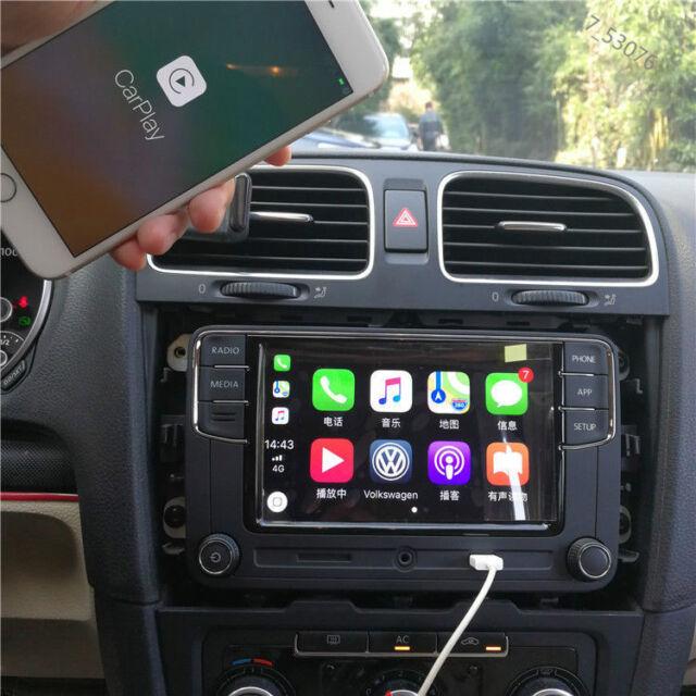 Buy Volkswagen: Buy VW Volkswagen 6RD035187B Rcd330 CarPlay Android Auto
