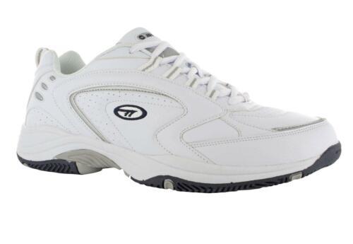 à UK16 EU50 HI TECH BLAST Blanc Sports Gym Trainer UK6 UE 39