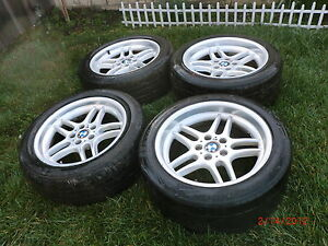 Image Is Loading BMW E38 18 034 ORIGINAL M PARALLEL WHEELS