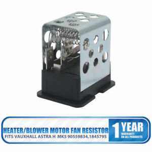 Vauxhall-Astra-H-MK5-Heater-Blower-Motor-Fan-Resistor-90559834-1845795-UK