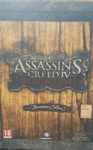 ASSASSIN-039-S-CREED-4-IV-BLACK-FLAG-BUCCANEER-COLLECTOR-039-S-EDITION-PS3-NUOVO-ITA-NEW
