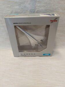 Herpa Sabena Concorde 1/500