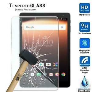 quality design 70f37 63355 Details about Tablet Tempered Glass Screen Protector Cover For Alcatel A3 10