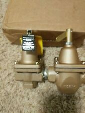 WATTS S1450F Fill and Relief Valve,1//2 In,30 psi,Iron