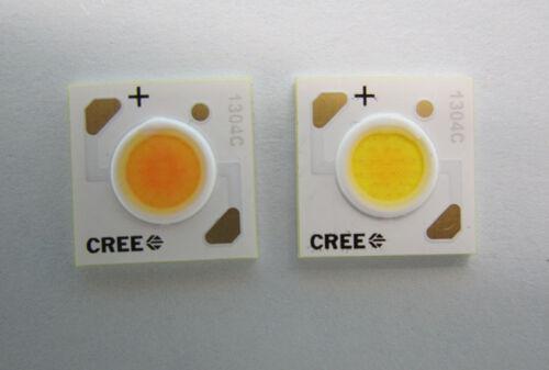 White 5000k Led Light 20pcs Cree XLamp CXA1304 Warm White 3000k