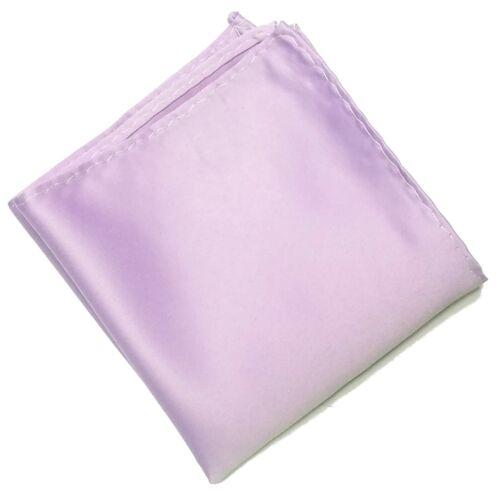 Men Pocket Square Handkerchief Silk Hanky Solid color hankerchief Formal Classic