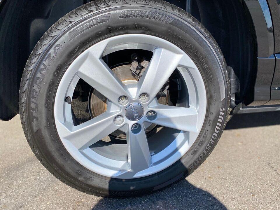 Audi Q2 30 TDi Sport S-tr. Diesel aut. Automatgear modelår
