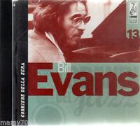 CD=I grandi del jazz=BILL EVANS=N°13 DELLA COLLANA=CORRIERE DELLA SERA=2002