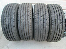 275 70 18 LT275/70R18 set 4 Take Off Firestone Transforce HT 10PLY  TIRES