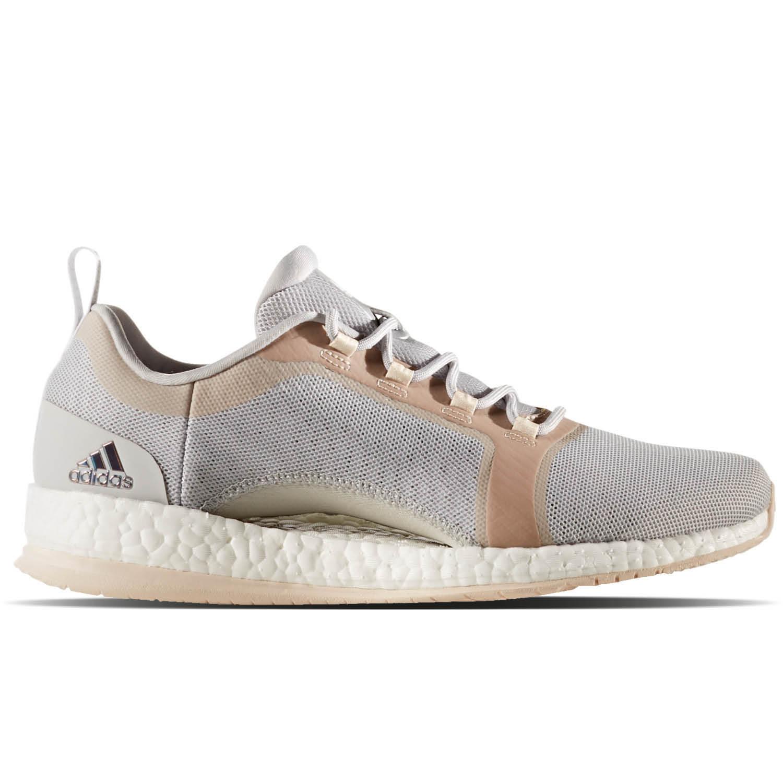 Adidas Women's PureBOOST X TR 2 White/Linen BB3286 sz 6 - 10