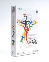 Revolution Of Kicking Dvd Tae Kwon Do Kicks Training Lessons English Spanish Tkd