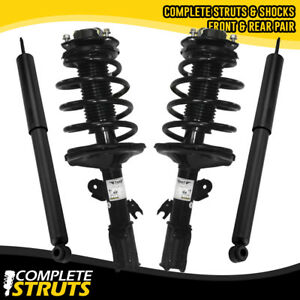 Rear Suspension Shock Absorber Pair For 1998-2003 Toyota Sienna