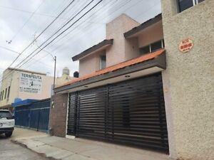 CASA EN RENTA EN COLONIA BUROCRATA CON EXCELENTE UBICACION