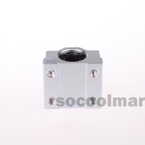SCS16UU 16mm Linear Motion Ball Bearing Slide Unit Bushing for 3D Printer CNC