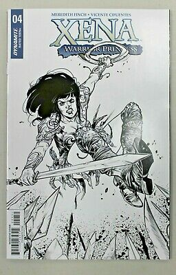 Vault 35 AOD XENA FOREVER AND A DAY #1 Cover D Costume Var NM Dynamite Comic