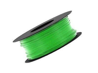 50 Meter Litze 0,04mm² Orange Decoderlitze LIVY flexibel dünn Kabel auf Spule