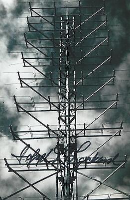 Joseph Lockard signed auto World War II Pearl Harbor Radio Operator RARE LOOK!!