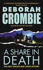 a Share in Death Duncan Kincaid/gemma James Novels 2003 by Deborah 0060534389