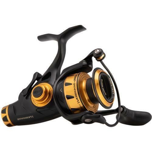 PENN SPINFISHER VI LIVE LINER SPINNING New for 2019 FREE FAST Ship US