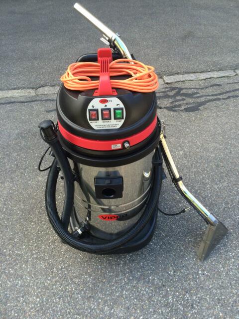 Nilfisk Viper CAR275 Sprühextraktionsgerät Sprühextraktions-Gerät Waschsauger