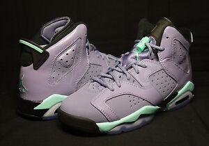 d6899045e9c4 Best Gift Nike Air Jordan 6 Cheap sale GS Bleached Turquoise ...