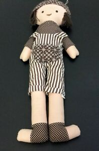 VINTAGE-70s-BIG-DOLL-BOOTLEG-HOLLY-HOBBIE-STYLE-ABOUT-70CM