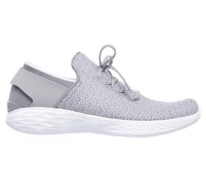 SKECHERS YOU Inspire slip on grigio sneakers scarpe donna En Venta Auténtica Barato 100% Original En Línea Barata Navegar En Línea Barato El Mejor Barato f3f4ERK5M6