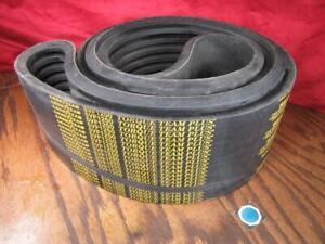 Goodyear-8-rib-5VF1250-V-Belt-5-1-2-034-wide-Non-Cogged-Torque-Team-Plus-8-5VF1250