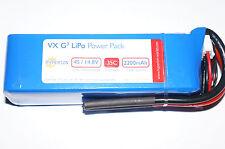 Hyperion G3 VX 2200mAh 4S 14.8V 35C/65C Lipoly/Lipo Battery Pack