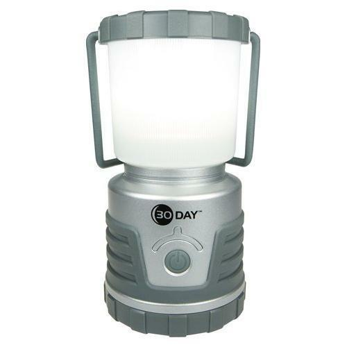 UST 30 Day Dura LED Portable Lantern, 700 Lumens, Perfect for Hiking & Camping