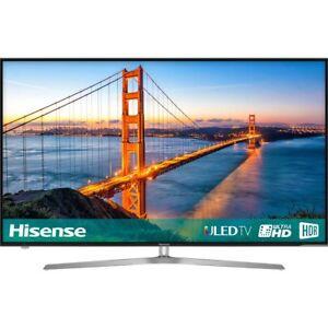 Hisense H55U7AUK U7A 55 Inch 4K Ultra HD Certified Smart LED TV 4 HDMI