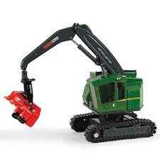 John Deere 1/50 859MH Tracked Harvester Prestige Diecast Logging Toy LP53362