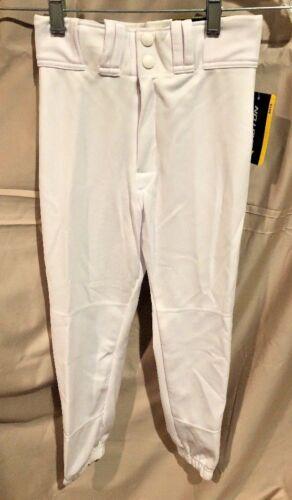 Easton Youth Deluxe Baseball Pantalon Blanc Nouveau