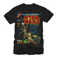 Star Wars Special Edition Comic Book Mens Graphic T Shirt