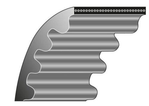 Messerwelle UV-EB Wolf Keilriemen 0039005