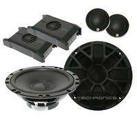 Orion Xtr65.sc +2yr Wrnty 6.5 400w 4 Ohm 2 Way Full Range Car Audio Speaker Set