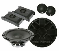 Orion Xtr65.sc +2yr Wrnty 6.5 400w 4 Ohm 2 Way Full Range Car Audio Speaker Set