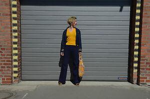 Schlaghose True denim des Jeans Fashion Vintage Tuyau Altra 70er 70 années Pantalon en CwqRz1tX1