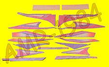KIT DECALCO ORIGINALI MALAGUTI 50 F 12 SILVER RACING LIFE CODICE 18140496