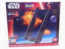 LOT 35073 | Revell 06695 Star Wars easykit Kylo Ren`s Command Shuttle NEU in OVP