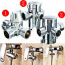 3-Way Shower Head Diverter Valve for Shower Mixer valve Faucet Tap T-Adapter