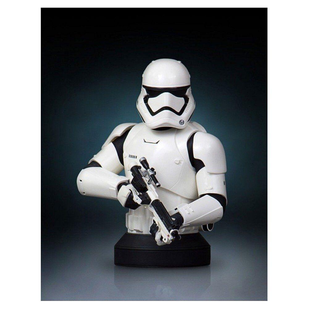 Star - wars - erster ordnung stormtrooper mini - büste von sanfte riesen